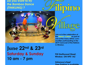 Carrousel of the Nations - Filipino Village