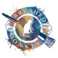 Brushed Monkey logo
