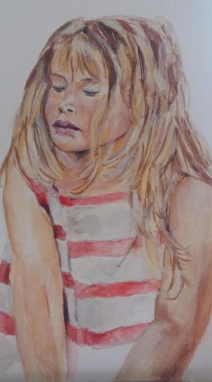 Watercolour Study