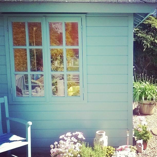 Dharma in the Garden Studio