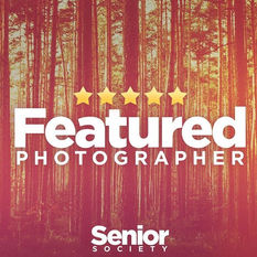 So excited to be a featured photographer