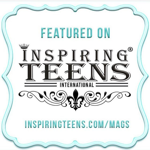 So EXCITED to be featured by _inspiringt