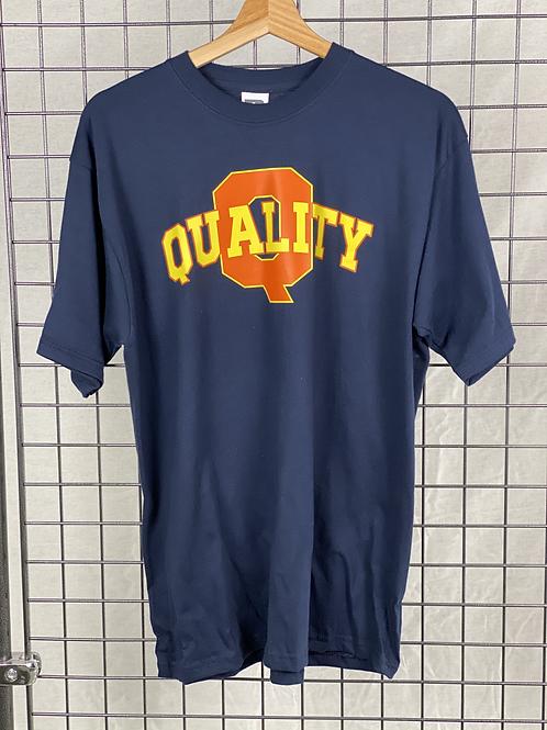Manga Corta Logo QUALITY