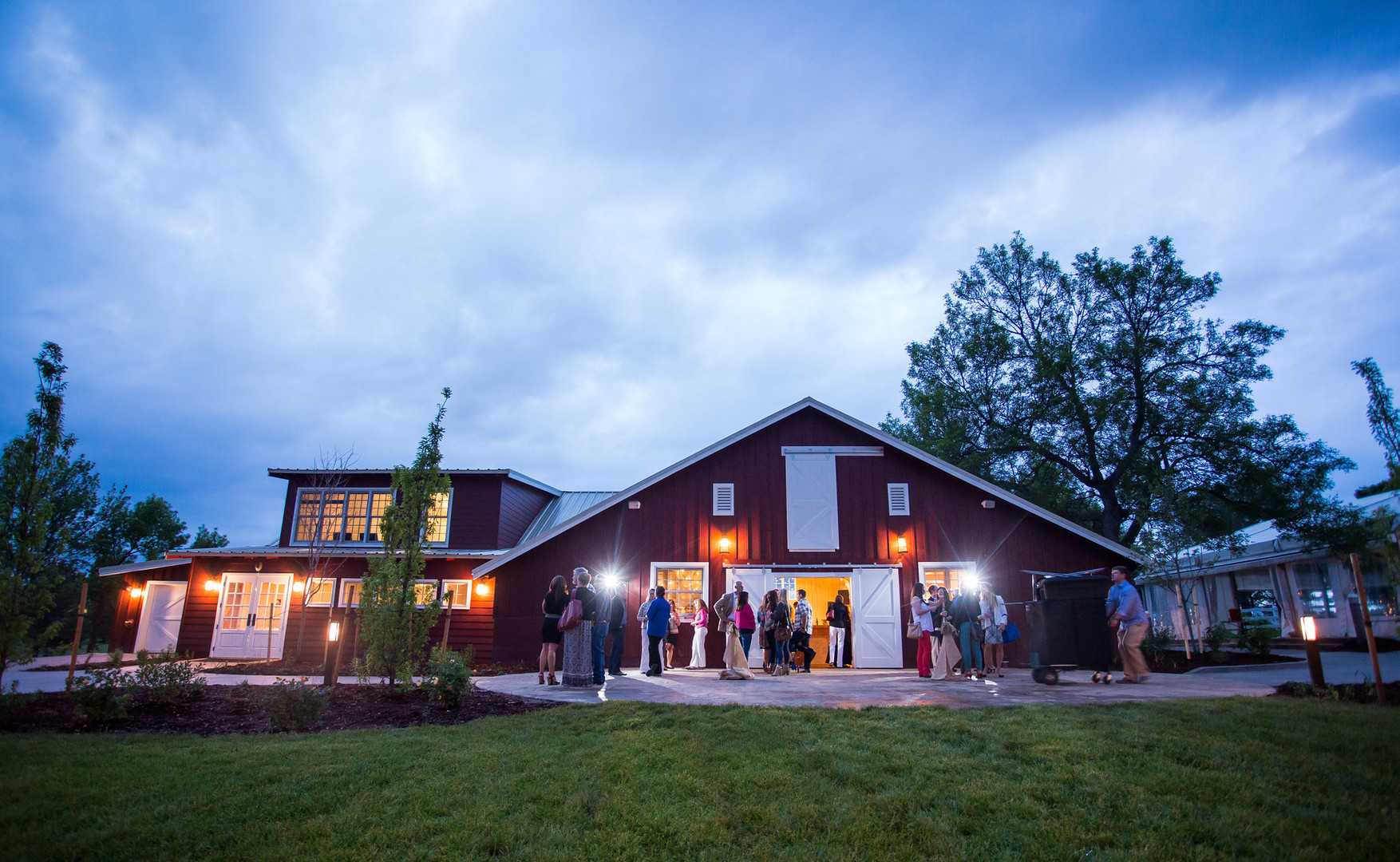 raccoon creek event center