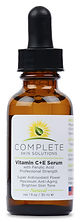 Complete Skin Solutions Vitamin C+E Serum