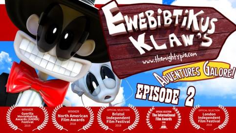Ewebibtikus Klaw Episode Two