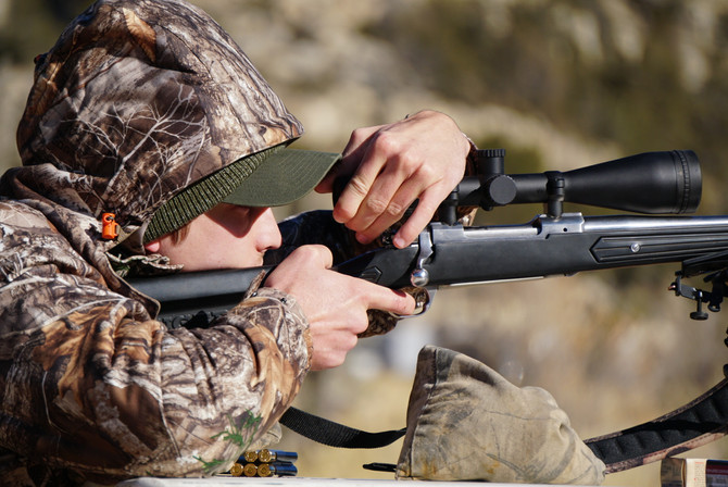 Get Your Rifle Ready to Hunt Big Game
