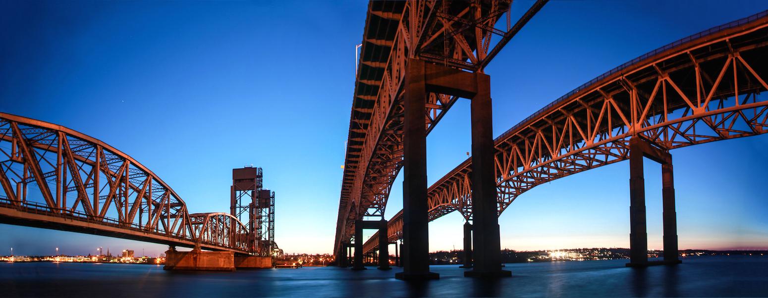 Gold Star Bridge, CT
