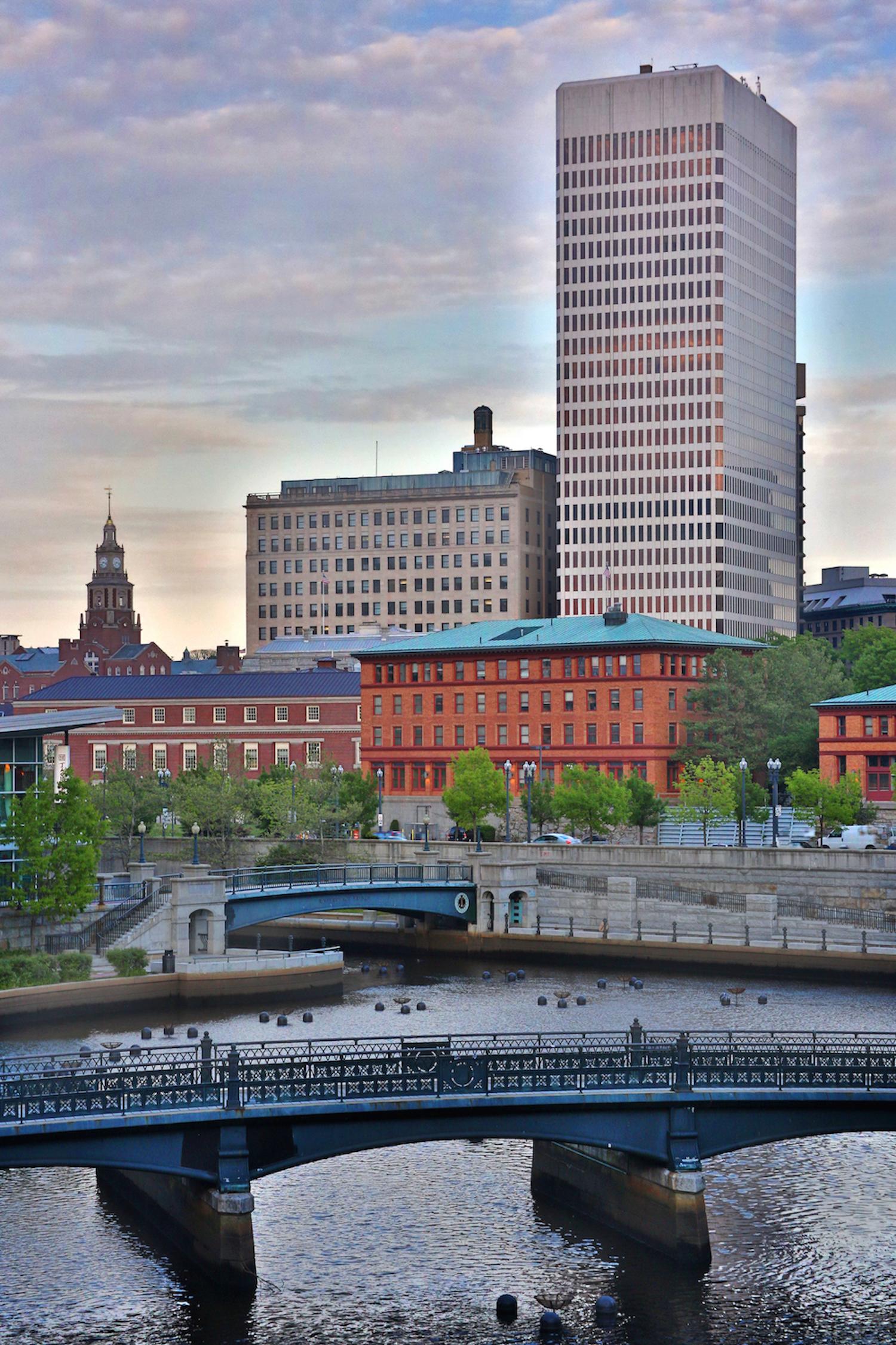 Downtown Providence, RI