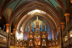 St Patricks Cathedral Montreal, Cana