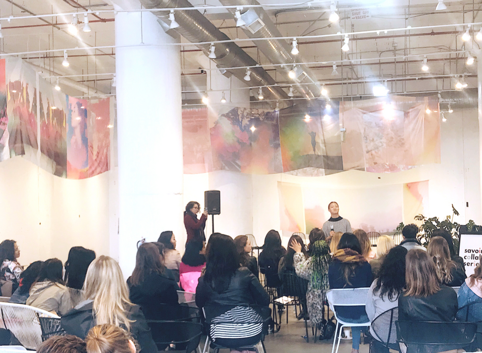 Lean In - Women's Summit - The Row DTLA