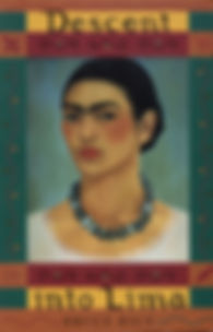Frida Kahlo - Descent Into Lima cover