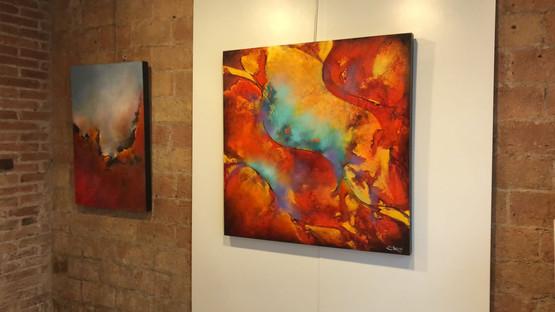 Exposition Barcelone - Sharon Grimes 2.J