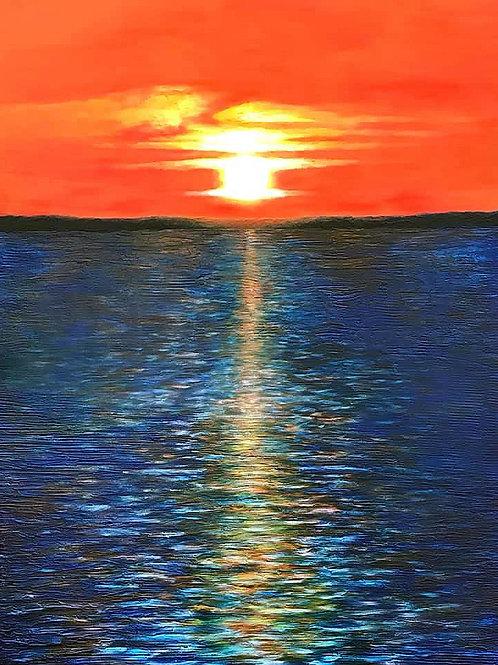 Lake Texoma Sunset