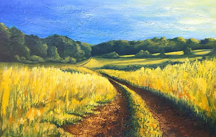 20. BERKSHIRE MEMORIES A Morning Walk to