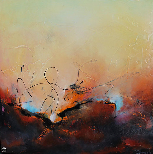 Imaginal Landscape 4
