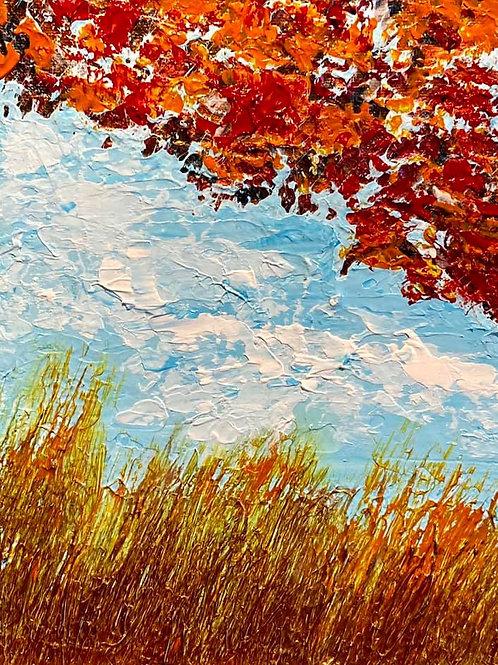 BERKSHIRE MEMORIES - New England Fall