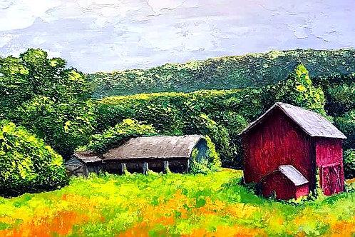 BERKSHIRE MEMORIES - Berkshire Farm