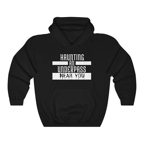 Haunting an Underpass Near You 'Brother Ghoulish's Tomb' Hoodie