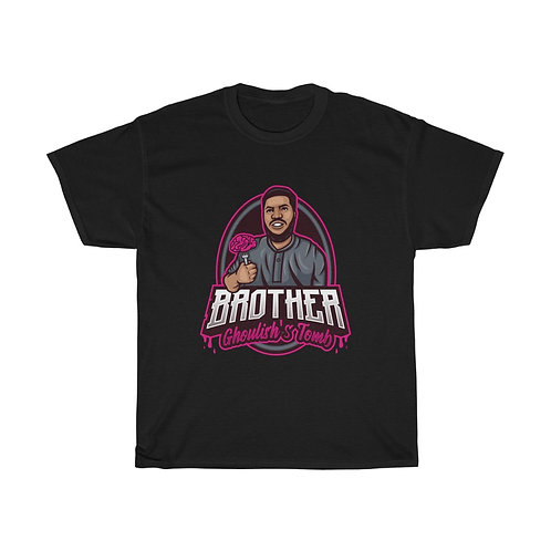 ☠ 'Brother Ghoulish's Tomb' Signature Tee ☠