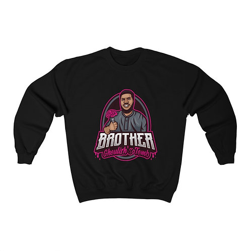 Brother Ghoulish's Tomb Crewneck Sweatshirt