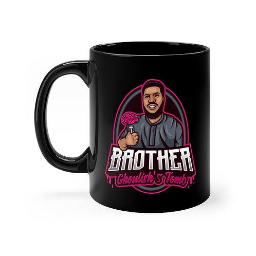 ☠ 'Brother Ghoulish's Tomb' Signature Mug ☠