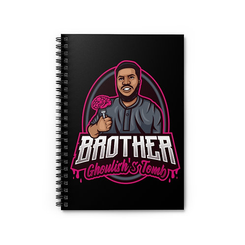 Brother Ghoulish's Tomb Notebook