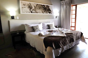 game lodge rooms