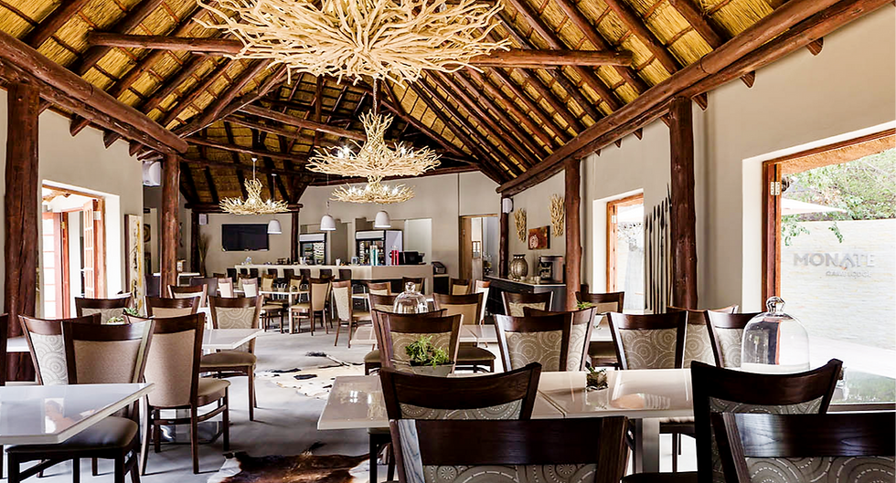 monate lodge restaurant