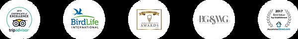 Monate awards