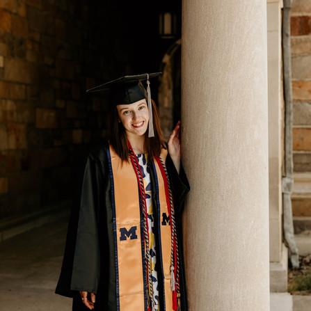 Bridgette's Graduation Photos