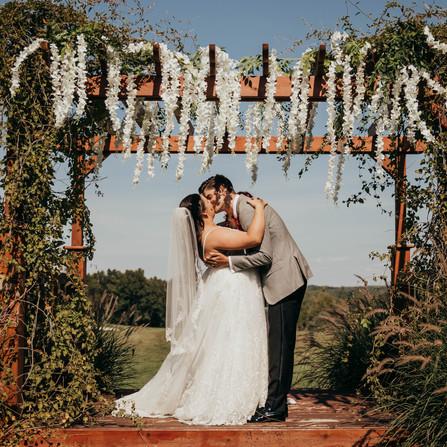 Stephanie & Will's Wedding Day