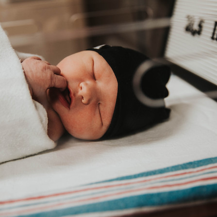 Baby Matthew - Fresh 48