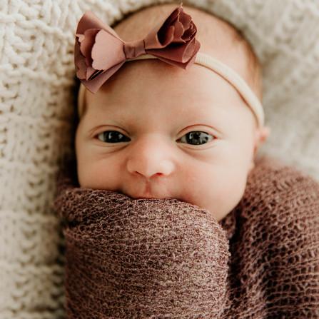 Everly's Newborn Photos