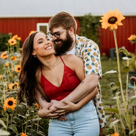 Olivia & Sam's Engagement Photos