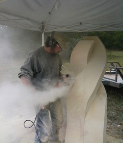 David Hesser in Action