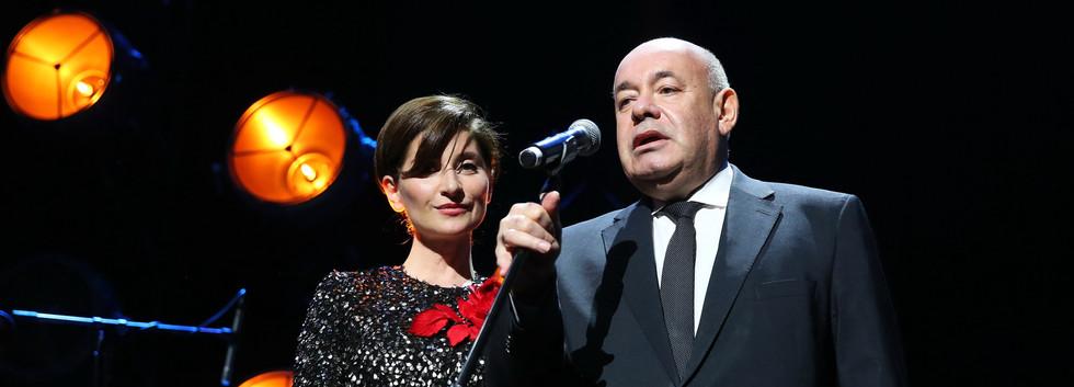 Софико Шеварднадзе и Михаил Швыдкой 2.JP