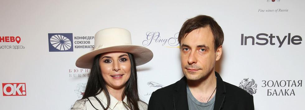 Фатима Ибрагимбекова и Евгений Цыганов.J