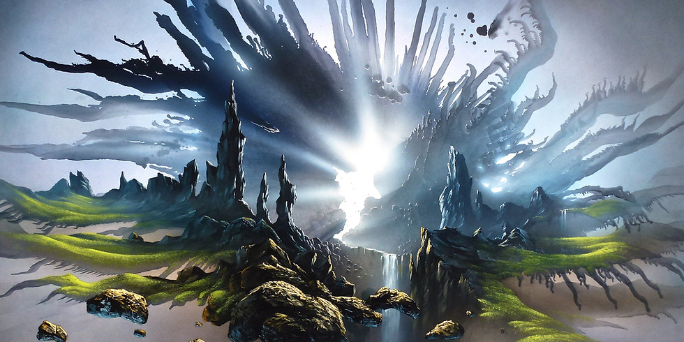 Magic the Gathering Commander Night