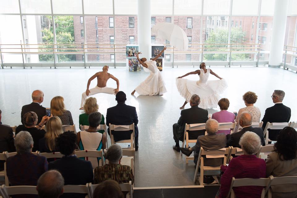 Alvin Ailey's Wade in the Water
