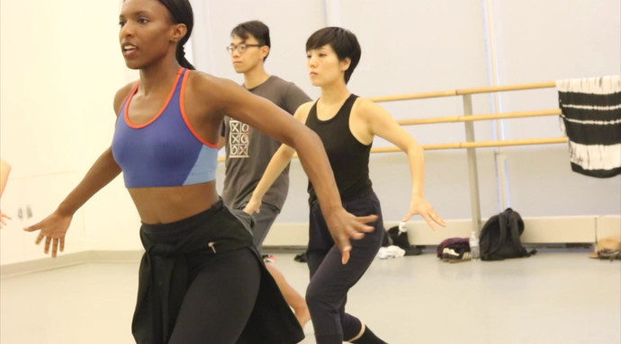 Teaching for the Ailey Extension