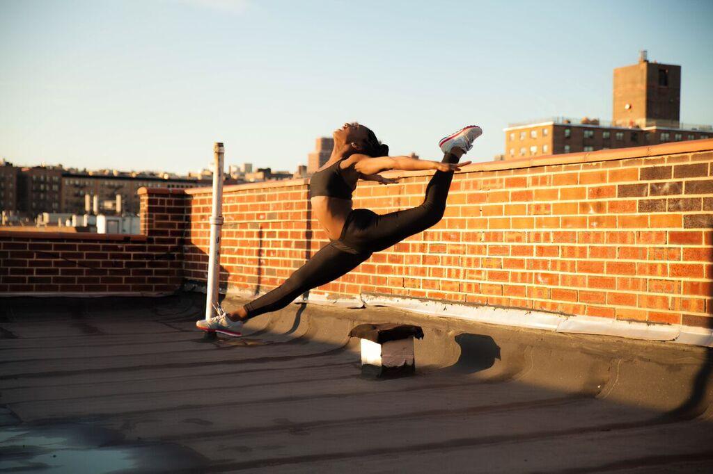 Terri Ayanna Wright Fitness Model