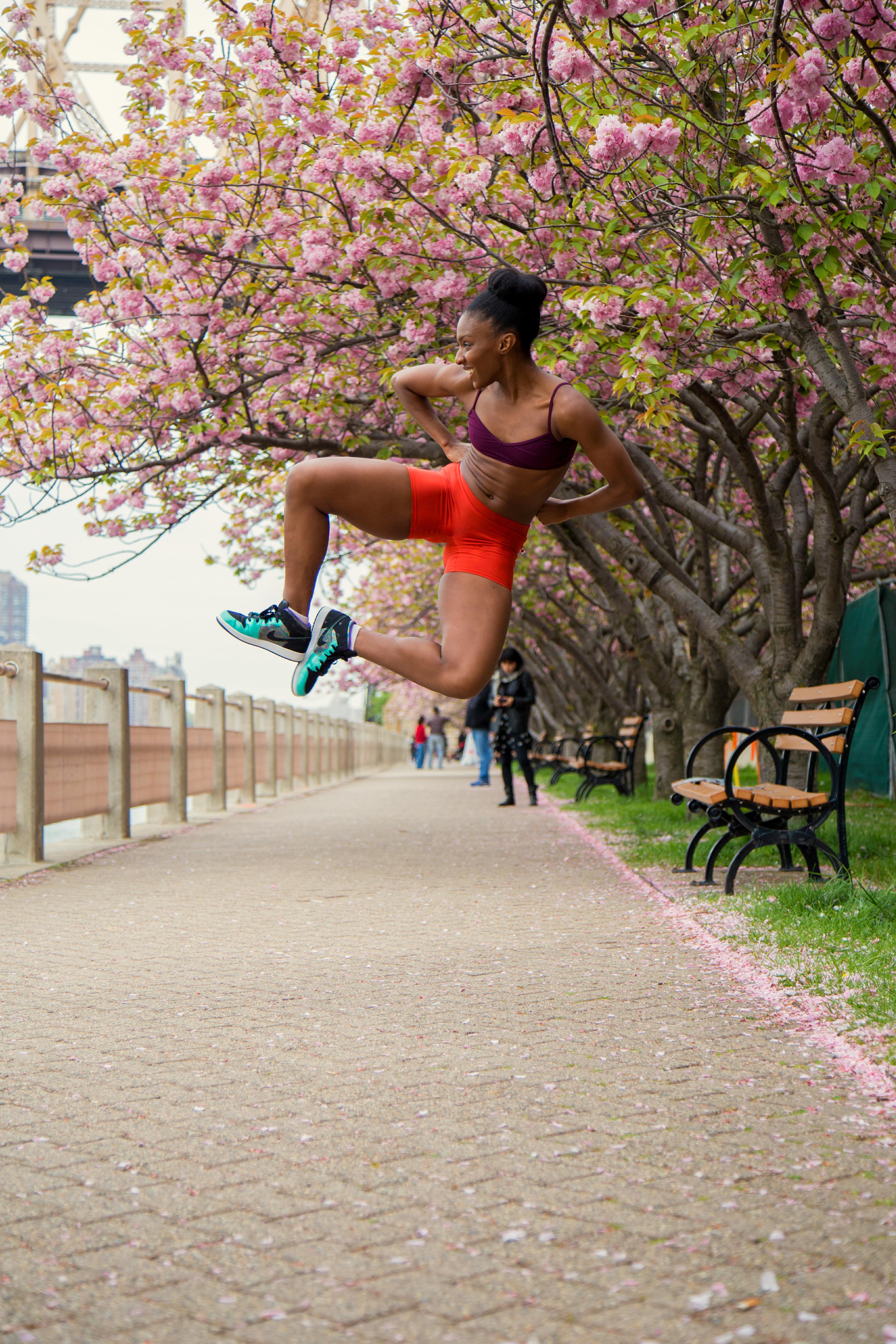 Terri Ayanna Wright Dancer