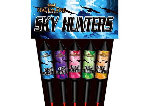Sky Hunters Rockets