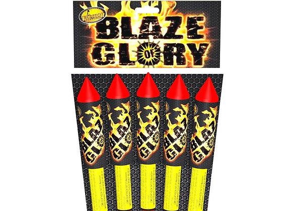 Blaze of Glory Rockets