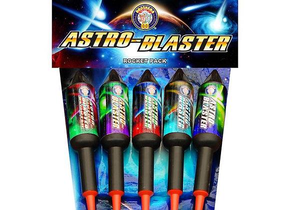 Astro Blaster Rockets