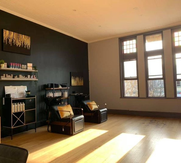 Our Luxury CBD Salon