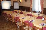 L'Auberge du Moulin Haut - La salle de banquets et séminaires