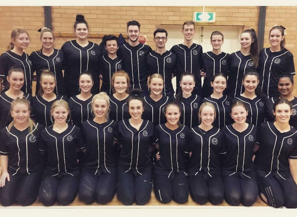 CA Senior squad, pre-Nationals 2017