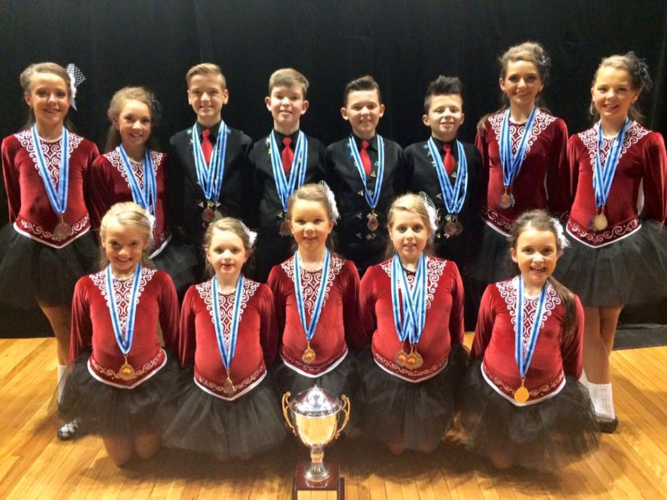 Junior Figure Dance Champions 2015!